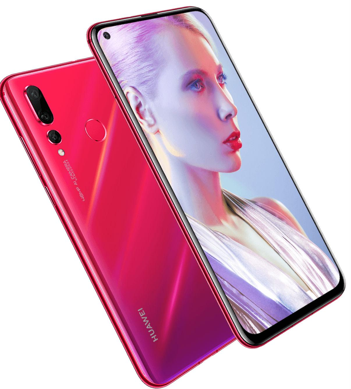 Huawei nova 4 Standard version получение Root прав