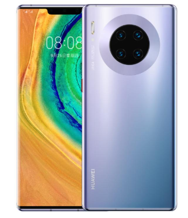 Huawei Mate 30 Pro 5G прошивки Android 10 на Huawei