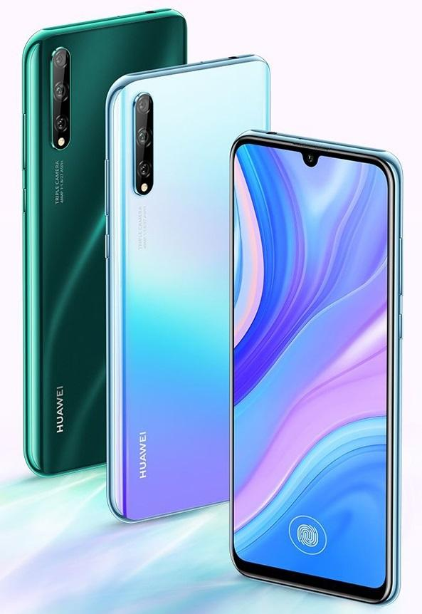 Huawei Enjoy 10s Oxygen OS с Android 10, 9.1(0)