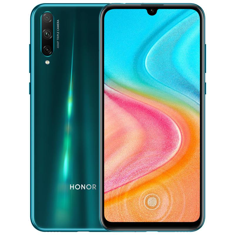 Huawei Honor 20 Lite Russia прошивки EMUI с Android 10, 9.1(0)