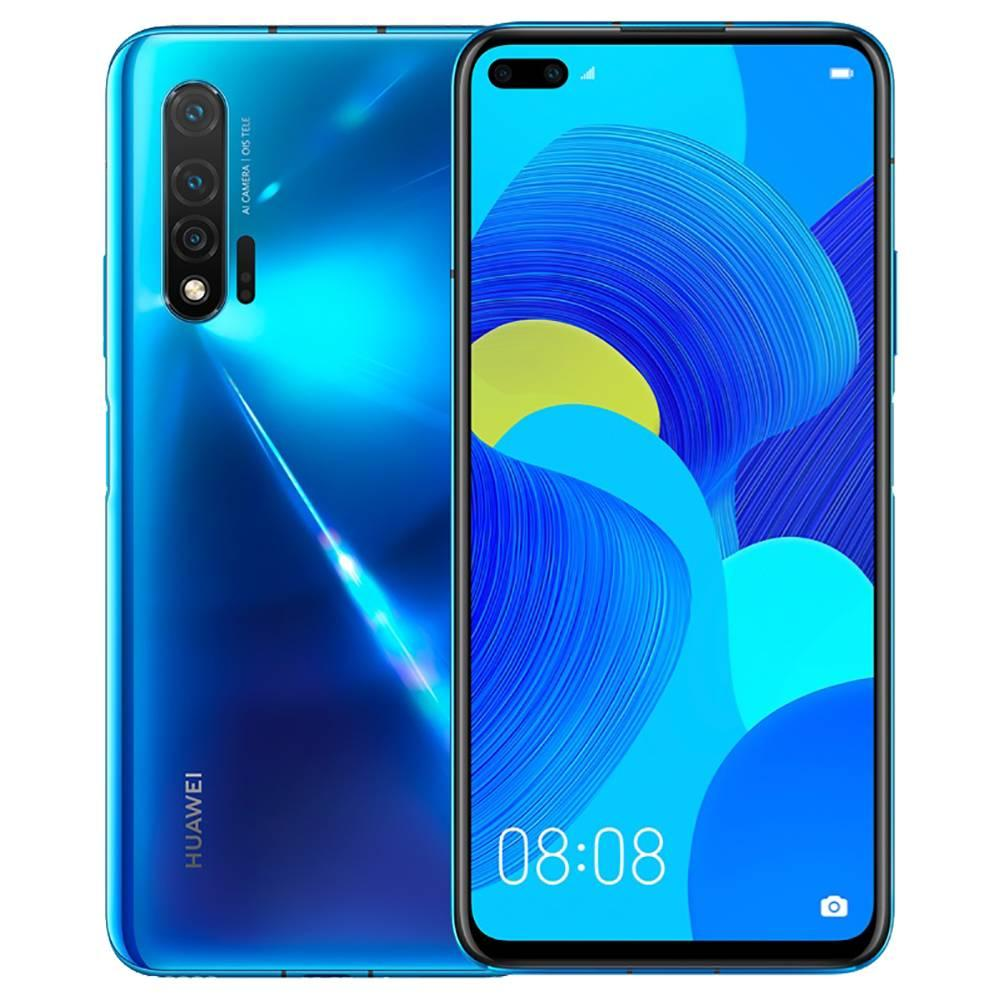 Huawei nova 6 LineageOS с Android 10