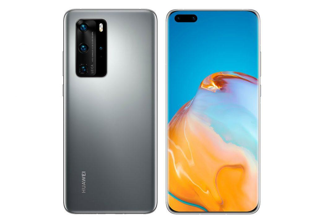 Huawei P40 Pro+ прошивки Oxygen OS с Android 10