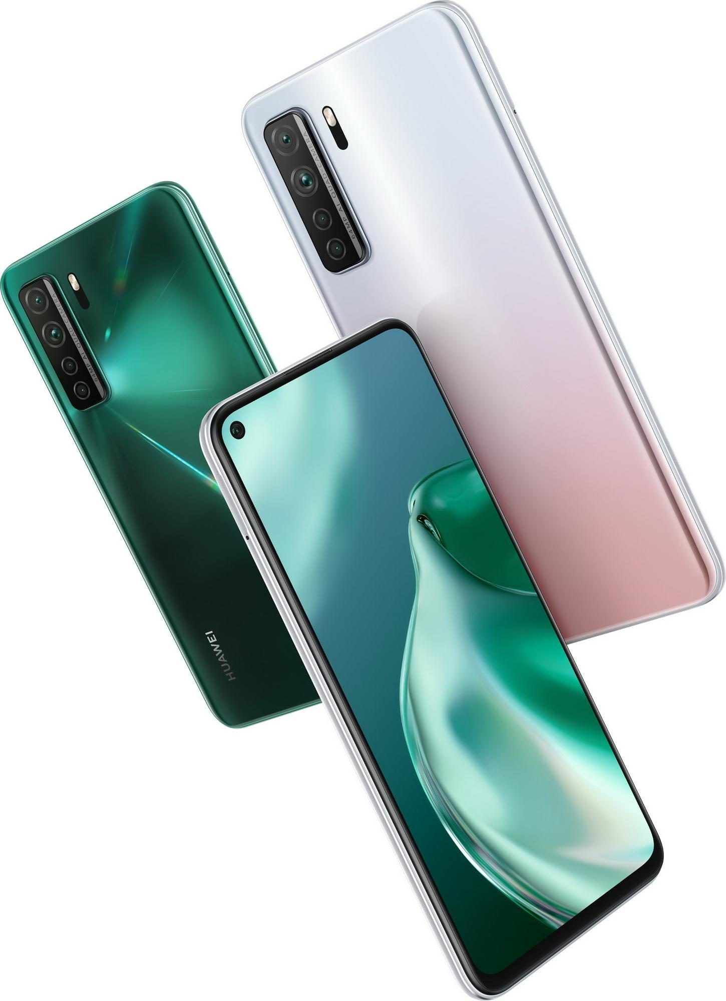 Huawei P40 Lite 5G прошивки Flyme OS с Android 10