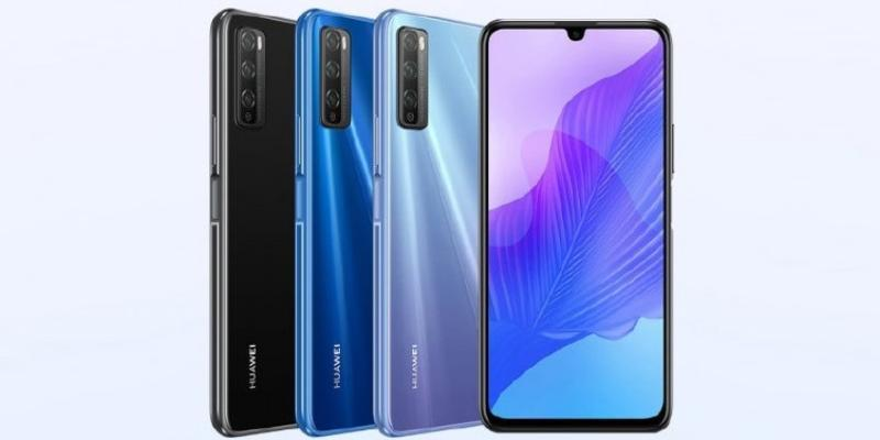 Huawei Enjoy 20 Pro MIUI с Android 10