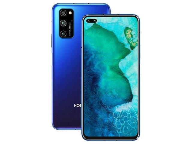 Huawei Honor V30 Pro Resurrection Remix с Android 10, 9.1(0)