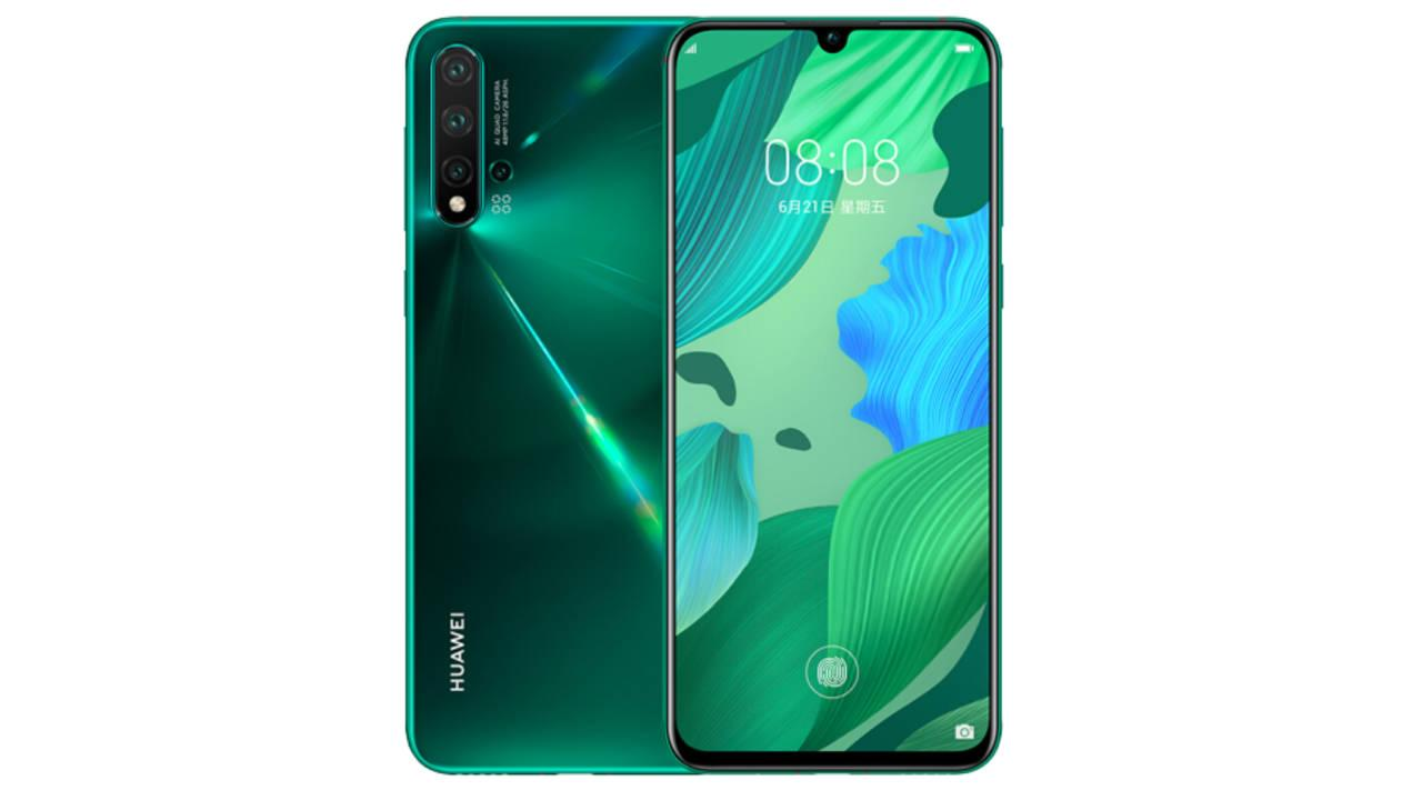 Resurrection Remix для Huawei nova 5i Pro с Android 9 1(0