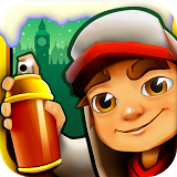 Subway Surfers London для Huawei