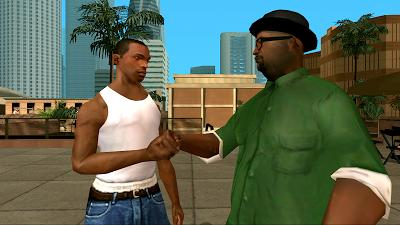Grand Theft Auto: San Andreas на Huawei
