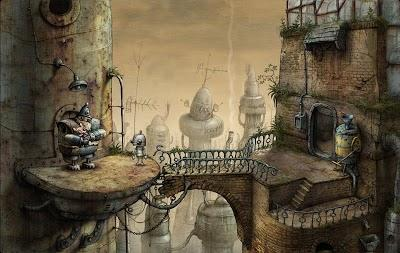 Machinarium для Huawei 1