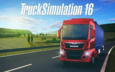 TruckSimulation 16 на Huawei