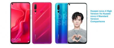 Huawei Huawei nova 4 High version Фото №2